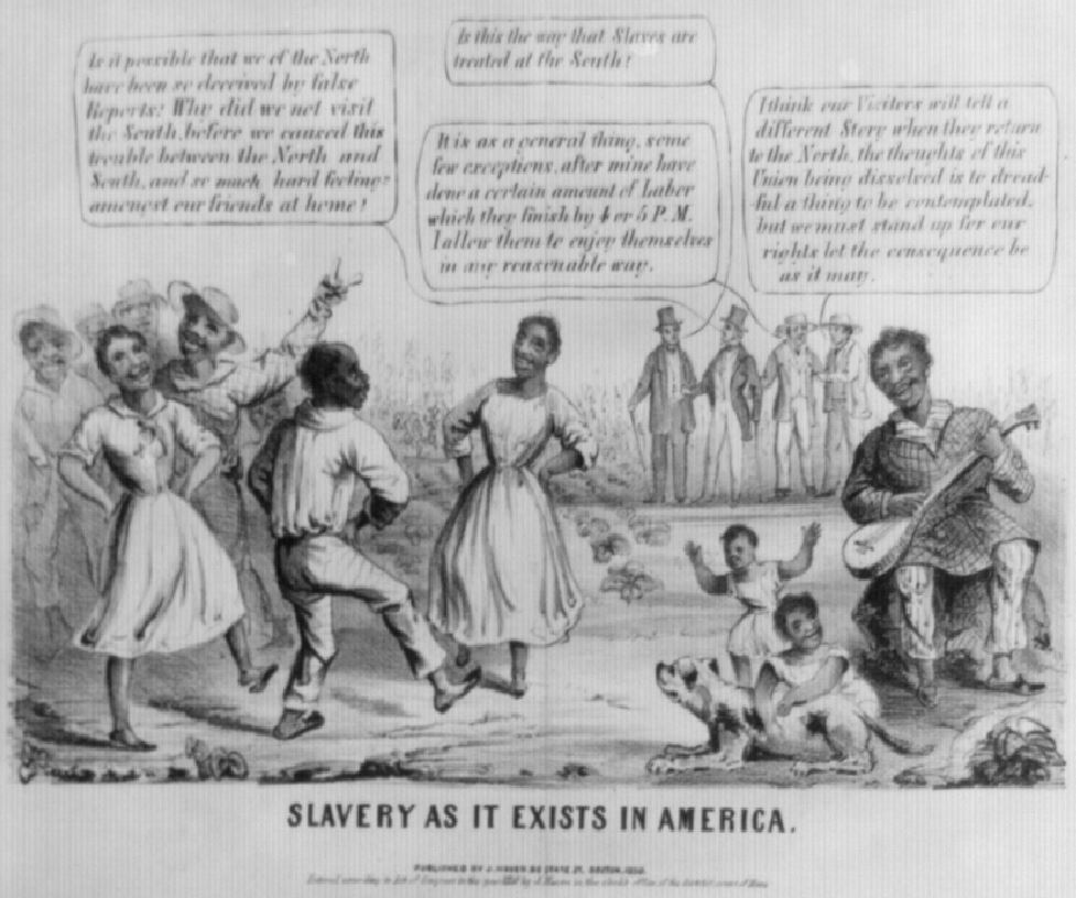 a history of the civil war and the elimination of slavery in america Topics food history religion in america latino history the nation we build together women's history world war slavery in america resistance civil war.